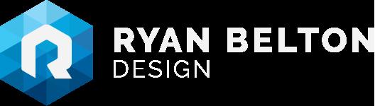 Ryan Belton Design Retina Logo